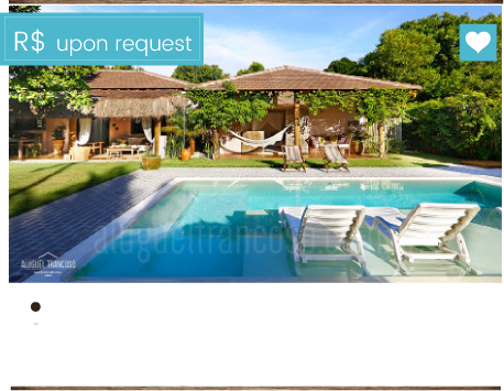 luxury property for sale in trancoso brazil